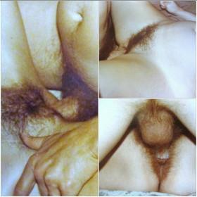 Eine Rarität : Eine haarige Vagina